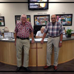 Visitor Counter Gets Refacing